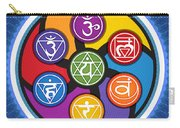 Chakra Circle Carry-all Pouch