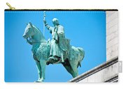 Chalemagne At Sacre Coeur Basilica Carry-all Pouch