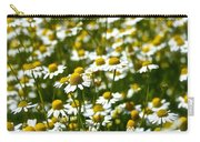 Chamomile Fields Carry-all Pouch