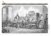 Champagne Production, 1855 Carry-all Pouch