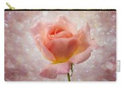 Champagne Rose. Carry-all Pouch
