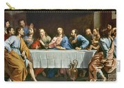 Champaigne: Last Supper Carry-all Pouch