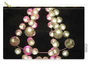 Chandelier From Pearls Carry-all Pouch