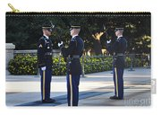 Changing Of The Guards  Carry-all Pouch
