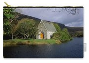 Chapel At Gougane Barra, Co Cork Carry-all Pouch