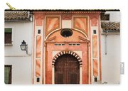 Chapel Of Conception In Cordoba Carry-all Pouch