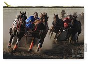 Rodeo Chariot Race Carry-all Pouch