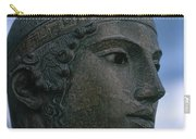 Charioteer Of Delphi Carry-all Pouch by Photo Researchers