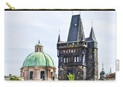 Charles Bridge Tower - Prague  Carry-all Pouch