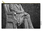 Charles Darwin (1809-1882) Carry-all Pouch by Granger