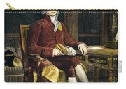 Charles M. De Talleyrand Carry-all Pouch