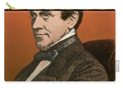 Charles Wheatstone, English Inventor Carry-all Pouch