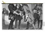 Charles Xii And Stanislas I Carry-all Pouch