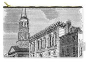 Charleston, 1857 Carry-all Pouch