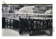 Charleston South Carolina - Vanderhorst Wharf - C 1865 Carry-all Pouch