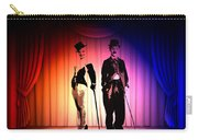 Charlie And Marilyn Carry-all Pouch
