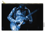 Playing The Blues At Winterland In 1975 Carry-all Pouch