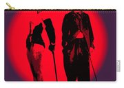 Charlie Meet Marilyn Carry-all Pouch
