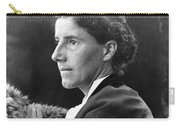 Charlotte Perkins Gilman Carry-all Pouch