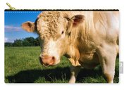 Charolais Bull, Ireland Carry-all Pouch