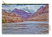 Charting The  Mighty Colorado River Carry-all Pouch