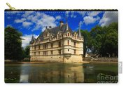 Chateau Azay Le Rideau Carry-all Pouch