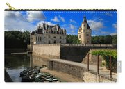 Chateau Chenonceau Loire Valley Carry-all Pouch