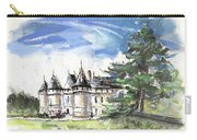 Chateau De Chaumont In France Carry-all Pouch