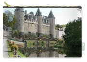 Chateau De Josselin Carry-all Pouch