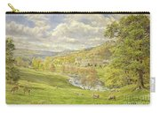 Chatsworth Carry-all Pouch by Tim Scott Bolton