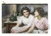 Chatterboxes Carry-all Pouch by Thomas Benjamin Kennington