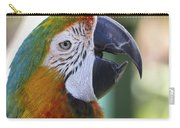 Chatty Macaw Carry-all Pouch