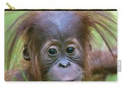 Cheeky Monkey Carry-all Pouch