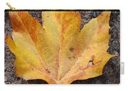 Cheerio Leaf Carry-all Pouch
