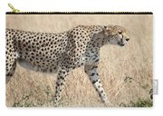Cheetah Stepping Out Carry-all Pouch