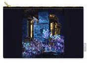 Chelsea Row At Night Carry-all Pouch