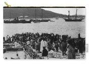 Chemulpo Harbor - Korea - 1903 Carry-all Pouch