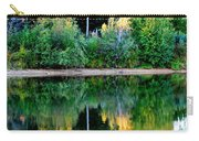 Chena River View Carry-all Pouch