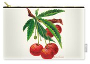 Cherries On A Branch Carry-all Pouch