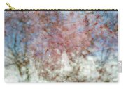Cherry Blossom Abstract Carry-all Pouch