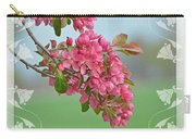 Cherry Blossom Art II Carry-all Pouch