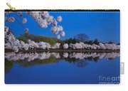Cherry Blossoms And The Tidal Basin Carry-all Pouch