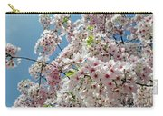 Cherry Blossoms Of The Sky Carry-all Pouch