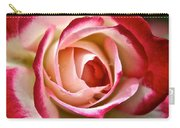 Cherry Vanilla Rose Carry-all Pouch