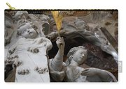 Cherubs And Angels With Gold Leaf Carry-all Pouch