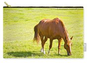 Chestnut Grazing Carry-all Pouch