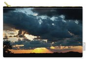 Chestnut Ridge Sunset 2642 Carry-all Pouch