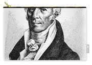 Chevalier De Lamarck Carry-all Pouch