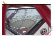 Chevrolet 3100 Truck Speedometer Carry-all Pouch