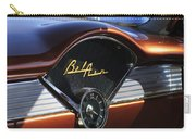 Chevrolet Belair Dashboard Clock And Emblem Carry-all Pouch